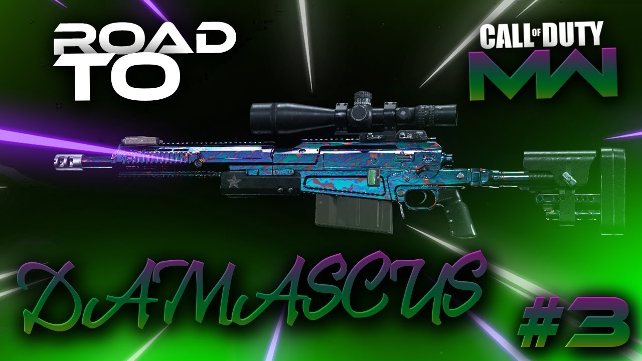 CoD MW - Road To Damascus #3