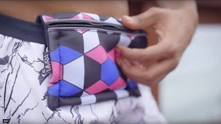 The VIVRA Pouch - How it works