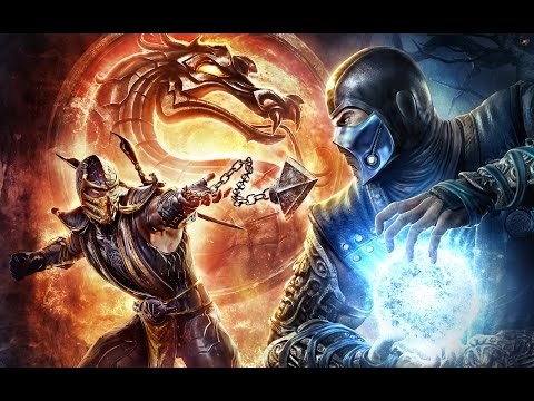 Mortal Kombat Theme Song (Original Mix) [Mashup Cinematic Video]