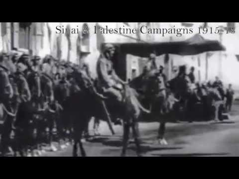 100 Years of Conflict in Palestine: From WWI to Protective Edge