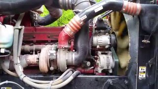 565HP Cummins ISX Running in a 2007 Peterbilt 357 Dump Truck