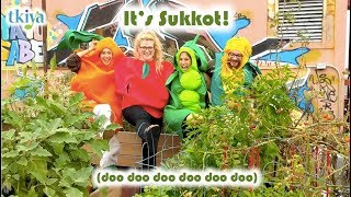 It's Sukkot! (doo doo doo doo doo doo)