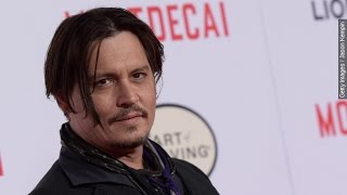 Johnny Depp's Dogs Could Land Him In Prison