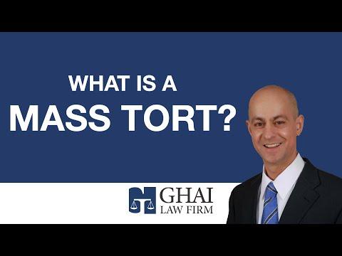 What is a Mass Tort?