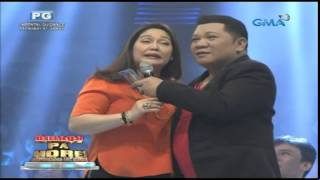 MARICEL SORIANO DANCED RICO MAMBO AND SHAKE BODY DANCER @ EB