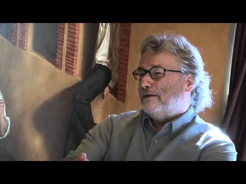 Iain Banks on the writing process (2/6)