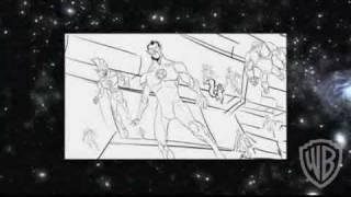 Green Lantern: First Flight - Behind the Scenes Video