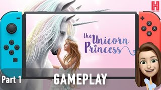 The Unicorn Princess Gameplay - Part 1 - Nintendo Switch (No Commentary)