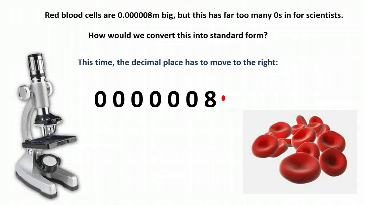Standard form small numbers youtube standard form small numbers falaconquin