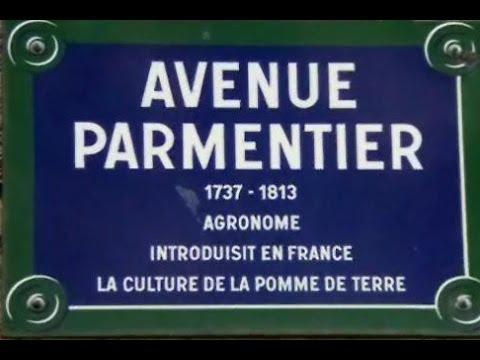 Avenue  Parmentier Paris