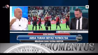 (T) Beyaz Futbol 8 Ekim 2016 Tek Parça -Arda Turan Beyaz Futbol
