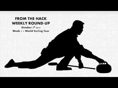 Weekly Curling Round-up - Week 7 World Curling Tour '15-'16 season