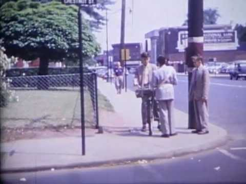 1956 Safety Patrol Film St.Mary's Rutherford NJ