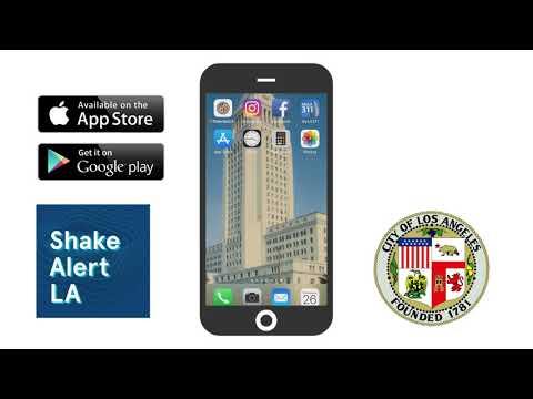 ShakeAlertLA - Apps on Google Play