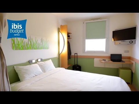 Discover Ibis Budget Bayeux • France • Street-smart Hotels • Ibis