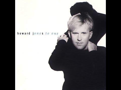 HOWARD JONES - ''LITTLE BIT OF SNOW'' (1986)
