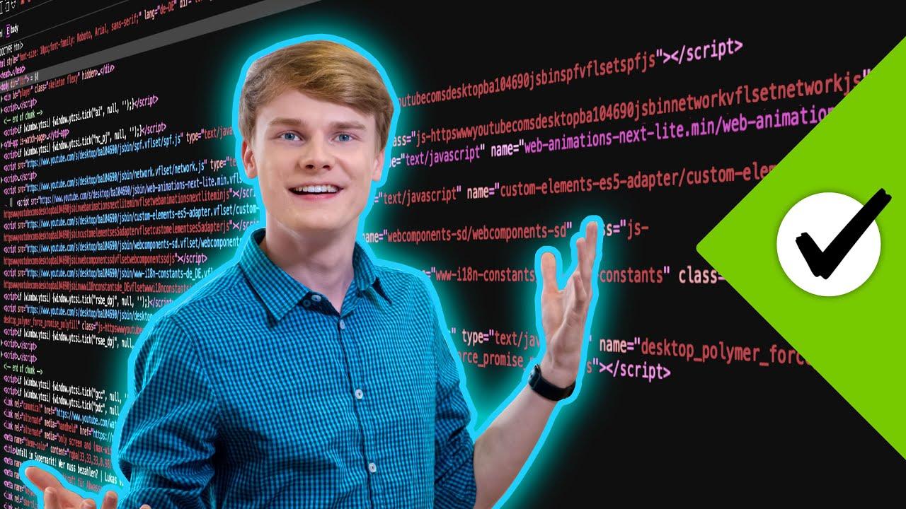 Fachinformatiker | Lukas checkt den Job | Lukas vor Ort