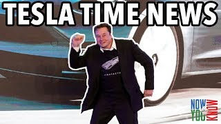 Tesla Time News - The Dancing Man with a Plan