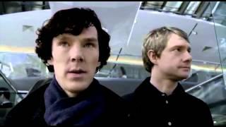 Сериал 'Шерлок'  Русский трейлер