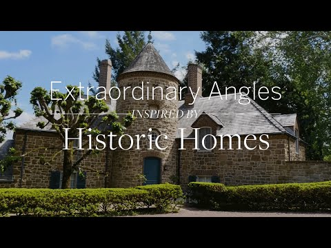 Inspired by… Historic Homes