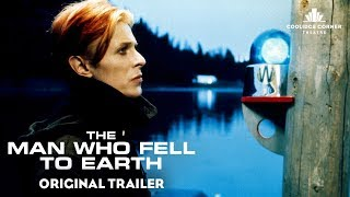 The Man Who Fell to Earth | Original Trailer | Coolidge Corner Theatre