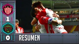 Necaxa 1-0 FC Juárez | Resumen | Jornada 12 | Liga BBVA MX