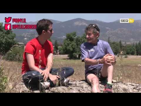 """Carlos Soria: """"Soy un alpinista que hace cosas fuera de su edad""""#LaVidaModerna - OhMyLOL Cadena SER"""