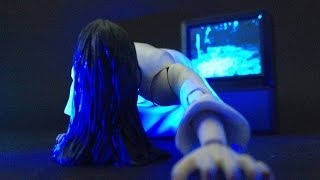 SADAKO from RING: action figure review