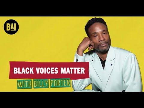 Black AIDS Institute Releases Juneteenth Conversation with Billy Porter on Black Freedom, HIV, and Stigma
