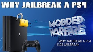 What Can You Do With a Jailbroken PS4?