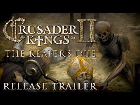 Crusader Kings II - The Reaper's Due Release Trailer