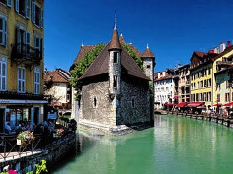 Lake Annecy France