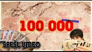 100 000+ SUBSCRIBE [SPEŠL VIDEO]