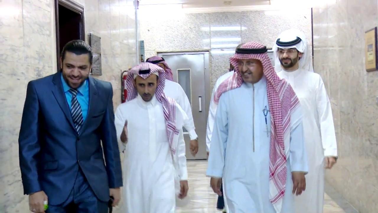 صاحب السمو الملكي الامير فيصل بن مساعد بن سعود بن عبدالعزيز آل سعود في ضيافة الشاعر عبدالله آل ج