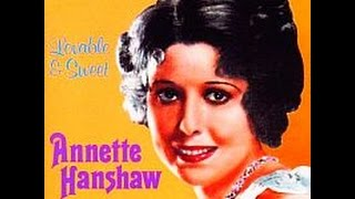 Annette Hanshaw Lovable and Sweet Album