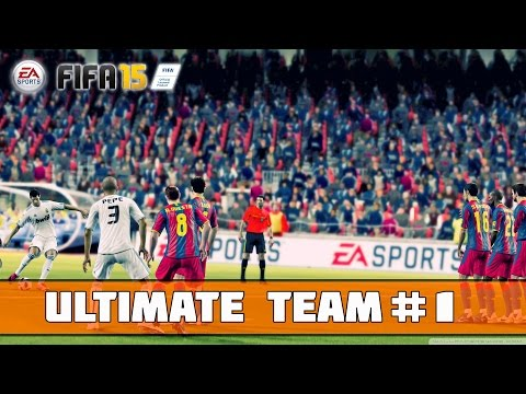 Fifa 15 Ultimate Team (Android) #3 Паки, Трансферы