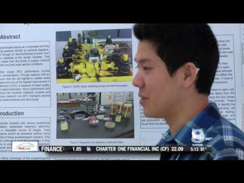 RIT on TV: Undergraduate Research Symposium
