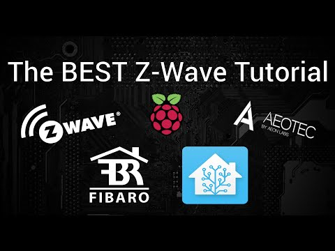 The BEST DIY Z-Wave Tutorial - How to Get Started on a Raspberry Pi