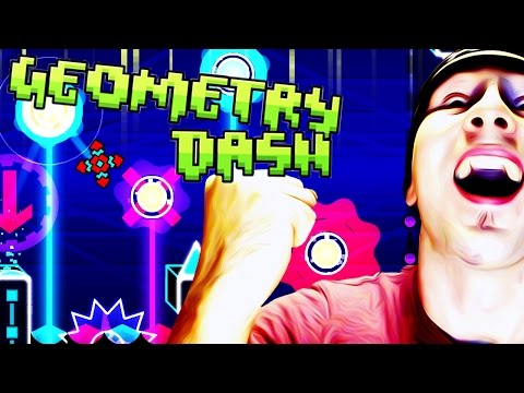 Geometry Dash ~ Theory of Everything 2 (COMPLETE) | No Hands Pizza Challenge!