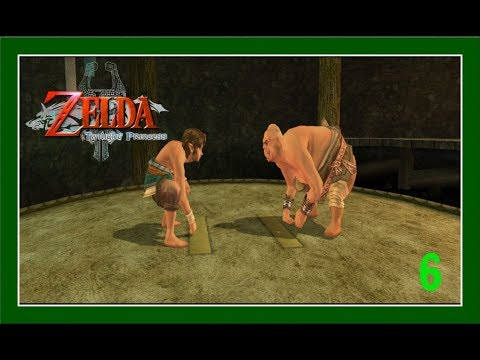 The Legend of Zelda: Twilight Princess HD-Part 6: Lessons in Sumo