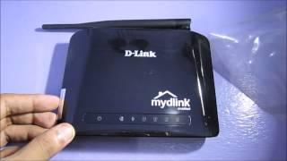 D-LINK DIR-600L BROADBAND WIRELESS N 150 CLOUD ROUTER REVIEW 2014