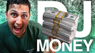 Q&A: HOW MUCH MONEY should you CHARGE to DJ GIGs? | BIG SURPRISE | DJ TIPs & Advice