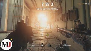 Baixar The Breaching Charge Trap - Rainbow Six Siege
