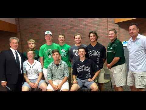 147 SOUTH: Providence Catholic High School 3-Peat State Baseball Champions