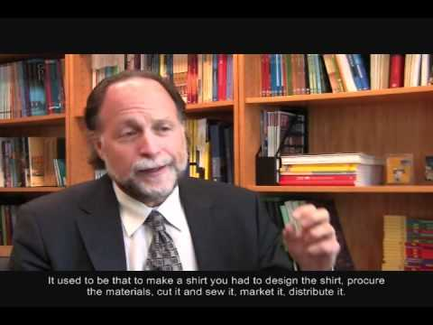 Ricardo Hausmann (3/3): International Division of Value Chai