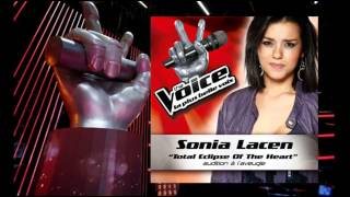 Total Eclipse Of The Heart - Sonia Lacen - The Voice : La Plus Belle Voix