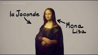 Wie kam die Mona Lisa ins Louvre? | Karambolage | ARTE