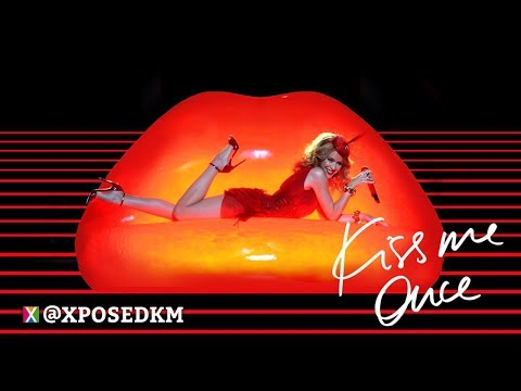 Kylie Minogue - Kiss Me Once Live At the SSE Hydro (Full Show)