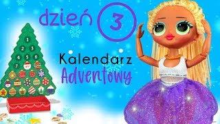 Kalendarze adwentowe #3  LOL Surprise SWAG i Świąteczna Barbie  bajka po polsku