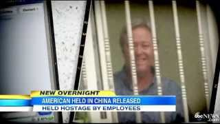 Businessman Chip Starnes of Specialty Medical Supplies Held Captive in Factory Freed